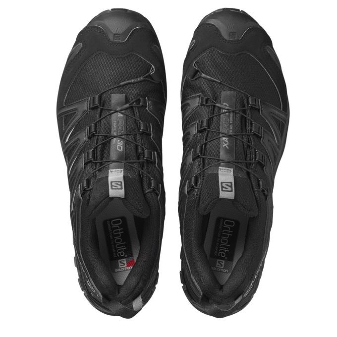 4a4fd86f5f8c Pánske Trailová Bežecká Obuv - Salomon XA PRO 3D GTX® - Čierne Červené